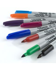 Fine Sharpie Markers. Assorted Colours