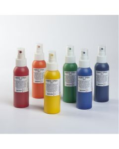 Specialist Crafts Fabric Sprays Assortment