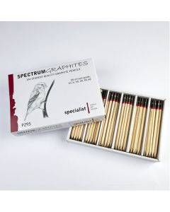 Spectrum Graphites Pencils Box. Pack of 144