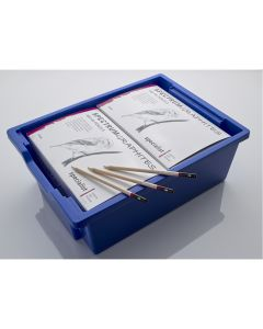 Spectrum Graphites Pencils 1200 Tray