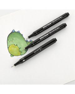 Spectrum Technical Pen Set