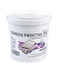 Specialist Crafts Water-Based Textile Ink 1kg Base