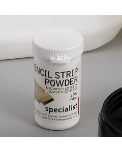 Stencil Strip Powder. Each