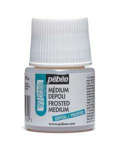 Pebeo Vitrea 160 Frosted Medium - 45ml