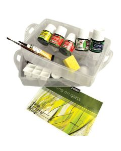 Pebeo Vitrail Glass Painting Workbox