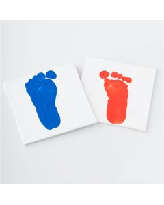 Mini Canvas Boards 10 x 10cm. Pack of 3