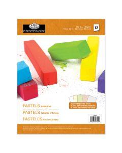 Royal & Langnickel Pastels Artists Pad - 22.9 x 30.5cm