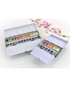 Specialist Crafts Watercolour Pan Sets