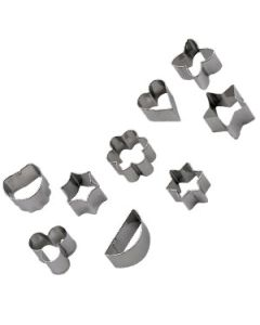 Shaped Cutter Set Assorted Shapes